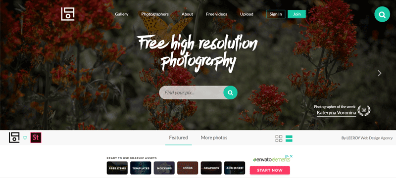 life of pix sito immagini gratis