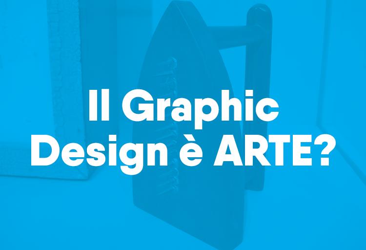 il graphic designer è un artista?